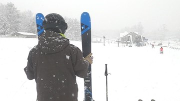 Business is booming at ski resorts across Northeast