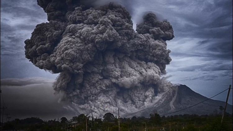 What volcanic ash does to your health and the environment