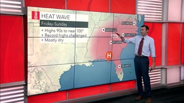 What weather can you expect for Memorial Day weekend?