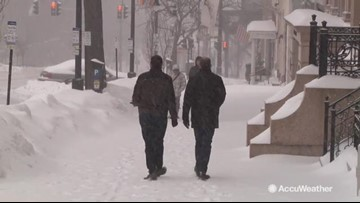 Black ice a concern as frigid cold continues in Northeast