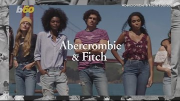 Abercrombie Ditched Shirtless Models and Let in Light to See the Biggest Retail Comeback of 2018