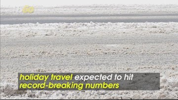 Holiday Travel Expected to Breaks Records, and THIS Day is Worst