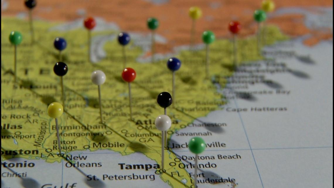 Top US Travel Destinations as COVID Restrictions Lessen