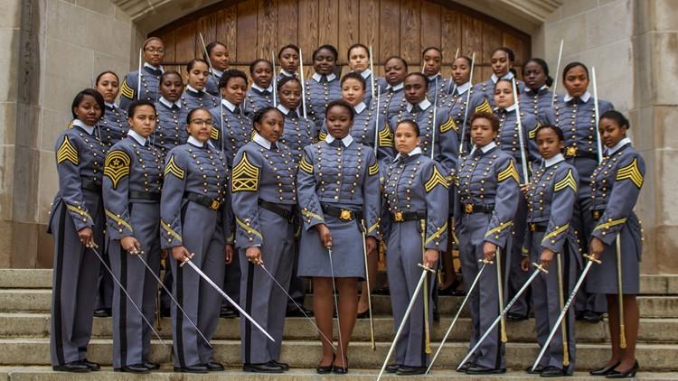african american women 2019 class west point