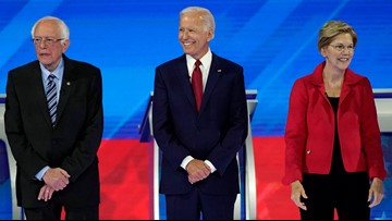 These 6 questions loom over Tuesday's crowded Democratic debate