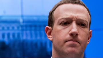 Report: FTC considering oversight of Facebook's Zuckerberg