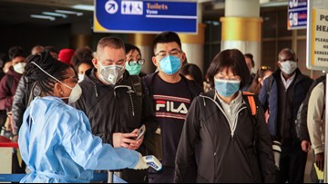Airlines remove hot food, magazines on China flights amid coronavirus outbreak