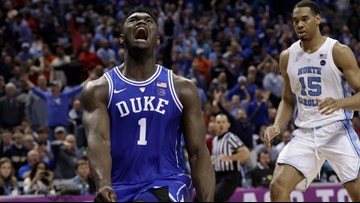ACC makes history with 3 No. 1 seeds on Selection Sunday