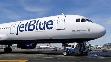 JetBlue to offset carbon emissions for all domestic flights