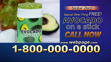 VERIFY: 'Avocado Stick' is a parody product, but many missed the joke