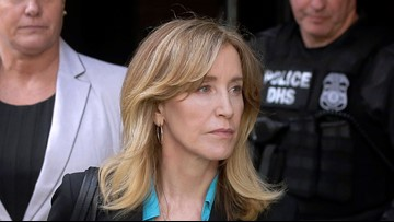 Netflix moves release of Felicity Huffman film