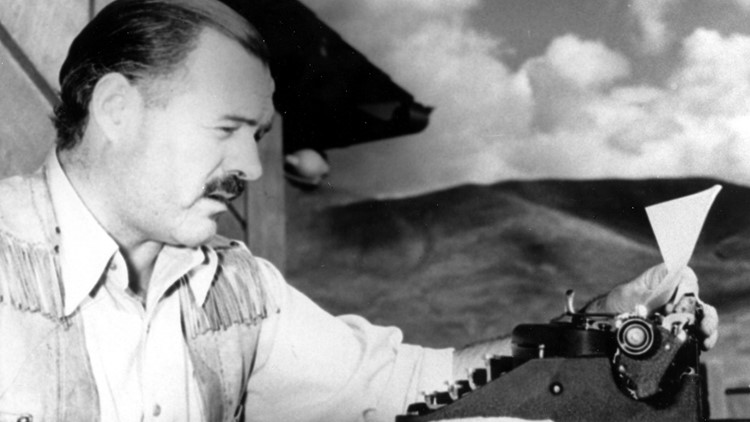 Vast archives at JFK Library help bring 'Hemingway' to life