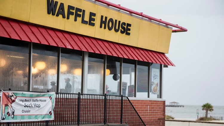 How FEMA uses Waffle House to gauge hurricane, disaster severity