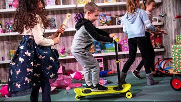 Consumer watchdog shares 'Trouble in Toyland' list of potentially harmful toys