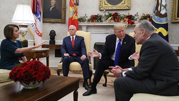 Pelosi, Schumer to give Democratic response to Trump address