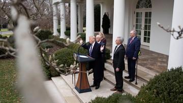 Shutdown day 16: No deal in shutdown talks as Trump stands by border demands