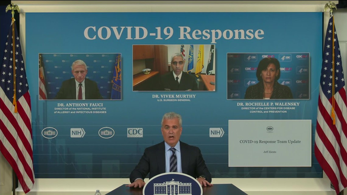 US doubles goal for pharmacies included in free COVID testing plan