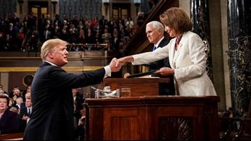 Pelosi says impeaching Trump is 'just not worth it'