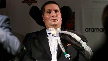 Pete Frates, whose ALS battle inspired the 'Ice Bucket Challenge,' dies at 34