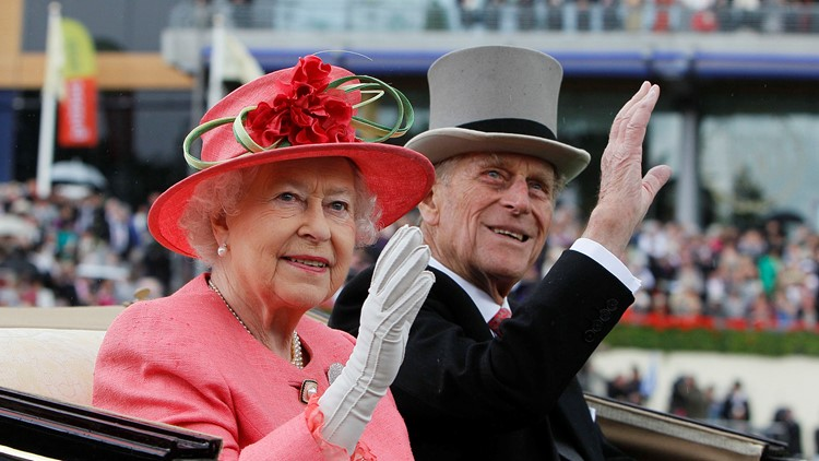 Prince Philip and Queen Elizabeth II were already related before they married