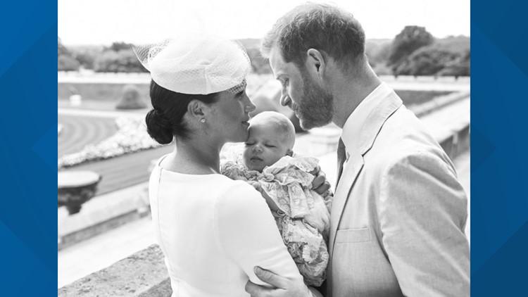 Meghan Markle, royal family celebrate Prince Harry's 35th birthday