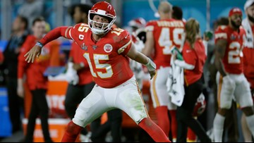 Chiefs are Super Bowl 54 champions after another big comeback
