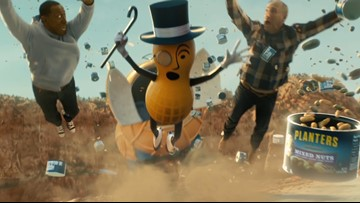 Meet Baby Nut: Planters' spokesnut is back from the dead and cuter than ever before