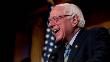 Sanders' 2020 campaign raises $4M in half a day