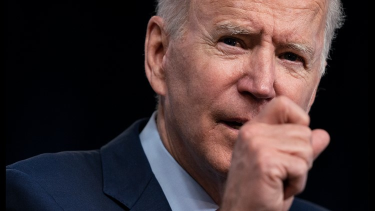 President Biden: 9/11 'cannot explain' keeping troops in Afghanistan