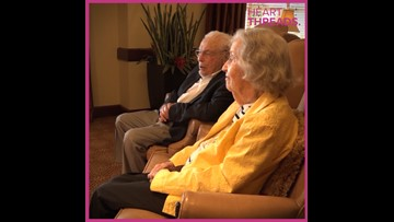World's oldest married couple still going strong after 80 years