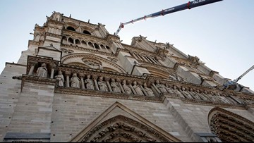 Notre Dame fire: Cathedral rector points to 'computer glitch' as possible cause