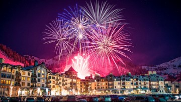 10 great places to enjoy New Year's Eve fireworks