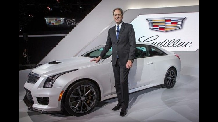 GM: Cadillac President Is Out Amid Falling Sales