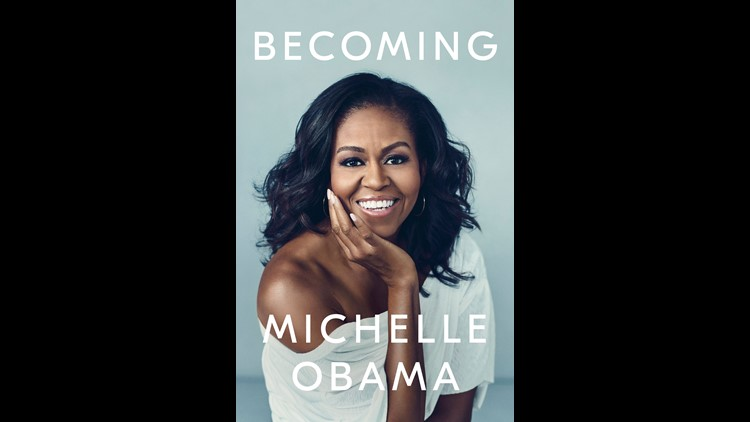 """Michelle Obama is going on a book tour for her memoir title """"Becoming"""" this fall that will hit 10 cities, starting in her hometown of Chicago."""