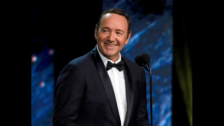 Kevin Spacey investigated in 1992 sex crime