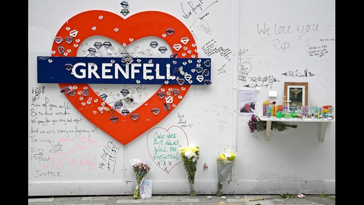 Seventy-two people died after a ferocious blaze broke out at Grenfell Tower, a social housing high rise apartment block, on the night of June 14, 2017. A public inquiry into the tragedy is expected to last around 18 months.
