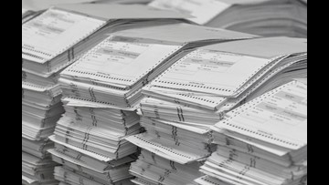 Florida officials investigating possible election fraud, use of altered forms by Democrats