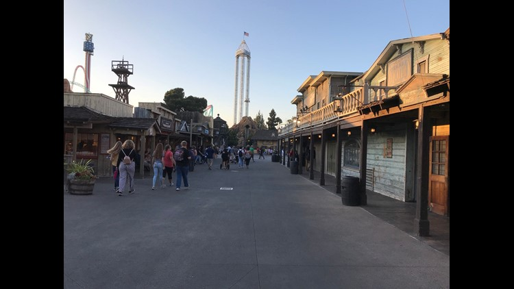knott's berry farm ghost town