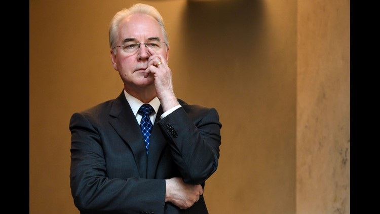 Tom Price: Americans to Pay More Due to GOP Weakening Obamacare