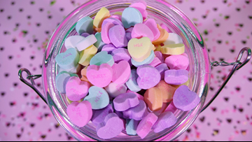 Contest: Candy Heart Guessing Game