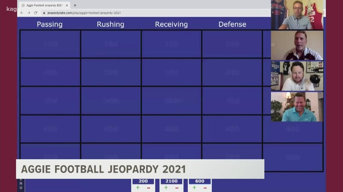 ASO: Aggie Sports Jeopardy Part Four