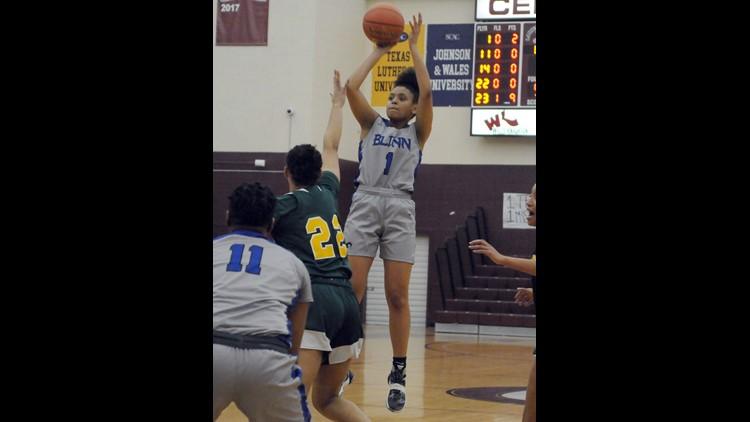 Blinn's Hailey Atwood named Region XIV Women's Basketball Player of the Year
