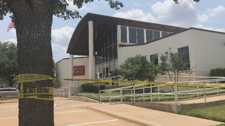 College Station Police arrest suspect hours after two Wells Fargo robberies