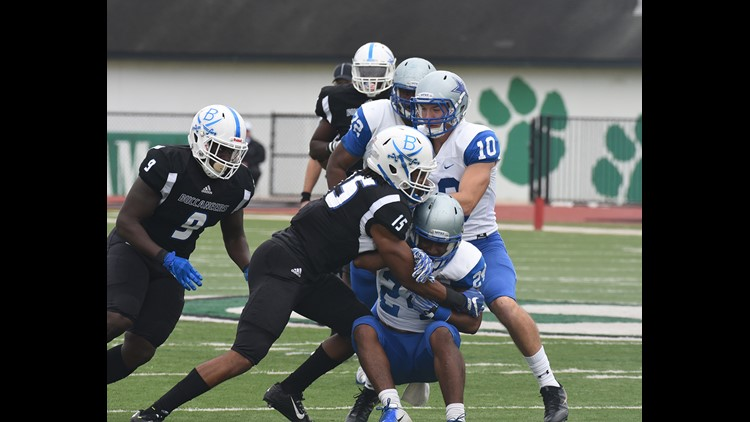 Blinn football defeats Southern Shreveport, 46-30