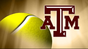 No. 9 Texas A&M Tops South Alabama to Advance to ITA Kickoff Final