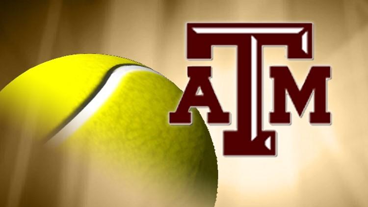 No. 8 Texas A&M Men's Tennis Falls 4-2 at No. 10 Georgia