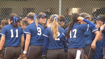 Blinn's Meghan Morris named Pitcher of the Year, Kimber Cortemelia named Player of the Year in the Region XIV South Division