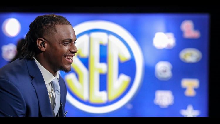 Texas A&M talks playoff potential at SEC Media Days