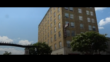 National Preservation Month: The La Salle Hotel