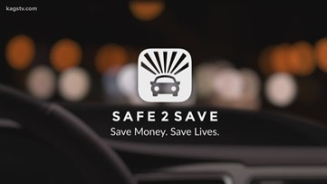 Ten high schools competing to drive safely with Safe2Save app